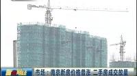 市场:南京新房价格普涨二手房成交放量 141105新财经
