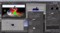 Maya & mental ray全局照明(GI)和焦散效果渲染设置全面教程04.GI  render settings