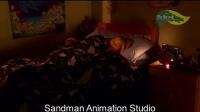 SANDMAN ANIMATION STUDIO - KIERON SEAMONS - A Child's Christmas in Wales 4