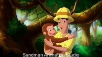 SANDMAN ANIMATION STUDIO - KIERON SEAMONS - CURIOUS GEORGE