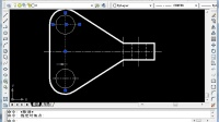 CAD中级考证 图形属性 3-17