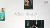 炫耀订婚视频 婚纱影像婚礼幻灯片AE模板