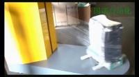 广州机场/车站行李打包机/透明膜缠绕机