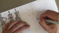 手绘时装画 效果图 教程 高清_标清
