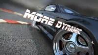 A0698 炫酷赛车漂移4S店汽车销售车队标志logo揭示动画AE模板