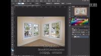 [PS]12.透视裁剪工具平面设计photoshop cs6基础教程 中文超清免费视频教程