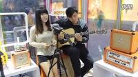 吉他弹唱 舞娘(郝浩涵和Amylee)_标清
