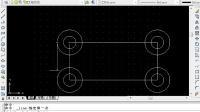 CAD中级考证 精确绘图  5-5
