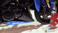 2015款铃木 顶级街车 GSX-S1000 展示介绍
