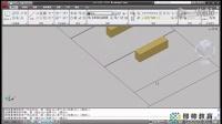 CAD教程CAD视屏教程制办公桌