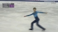 2014 LEXUS Cup of China. Men - Free Skating. Misha GE