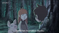SANDMAN ANIMATION STUDIO - KIERON SEAMONS - 2D DIGITAL FEATURE ANIMATION