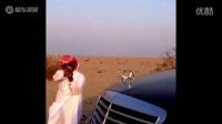 凶残阿拉伯人 数米室外设计奔驰LOGO