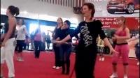 魅力四射的俄罗斯美女跳舞(上)