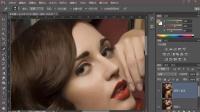 [PS]ps平面设计教程photoshop基础入门视频教程:人像修饰