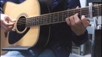 《滴答》吉他独奏 简单又好听的指弹曲(2rd)