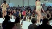 2014上海内衣展内衣秀 不一样的角度