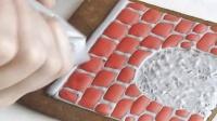 分享篇--HANIELA 一步步教你做3D圣诞糖霜姜饼屋
