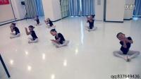 【单色舞蹈儿童舞蹈】少儿中国舞考级现场《三字经》