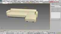 3DMAX创建一组家具模型视频教程【蓝先生在线教育】