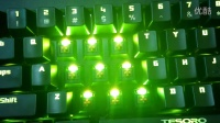 铁修罗克力博剑键盘背灯