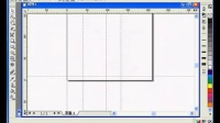 CDR教程视频、coreldraw实例教程房地产户型图