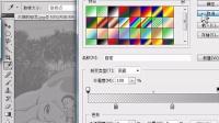零基础视频教学]ps35渐变映射 色阶曲线的本质