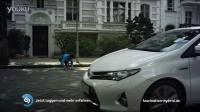 新丰田卡罗拉运动旅行款 精彩广告