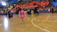 淄博贺婷舞蹈学校  拉丁舞单人牛仔舞