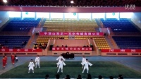 陈式太极拳第十二代传承人刘西良老师弟子平顶山首届武术集体拳
