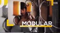 LM506-时尚现代化的动感宣滚动展示传片广告片AE模板