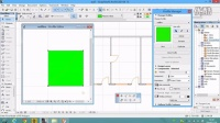 ArchiCAD基础教程-墙体2(利用复杂墙体快速建立墙体造型线、天沟)
