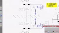 UG工程图教程-20.UG标注形状位置公差