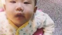 小宝吃面包(满七个月咯)