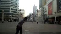 视频: 2012年我在兰州张掖路步行街跳过的舞。QQ540025456
