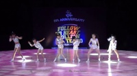 《闪闪惹人爱》女子少儿学员舞|CT6周年