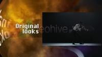 2337[素材TV]飞越梦想广告片头高清AE模板