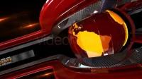 AE模板:新闻频道宣传包装设计  Broadcast Design News Opener