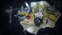 A00639--震撼玻璃破碎影视特效片头AE模板
