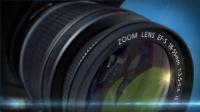 AE模版:单反相机标志动画 Videohive Photo Logo