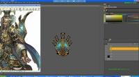 3DMAX游戏贴图—肩甲绘制