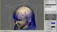 3DMAX游戏建模之毛发攻坚战01