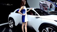 2014广州车展美女b
