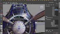 Maya三维模型制作——零式战斗机模型制作07一22