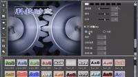 EDIUS 6视频教程:字幕中的激光效果