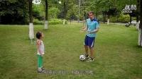 阿迪达斯麦斯足球训练法——第9集传球停触球_高清
