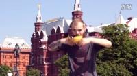 J Slam - Moscow Snapback Adventure 大胡子俄罗斯人大跳帽子舞 惊艳登场 时尚帽子HIPHOP舞蹈