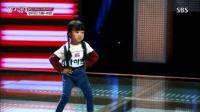 【百度Kpopstar吧】S4E01 6岁罗荷恩跳舞片段