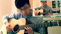 【琴友】指弹 depapepe  wedding bell 双吉他(视频)