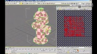 【3ds Max游戏美术课】42.消防栓模型UV分展I